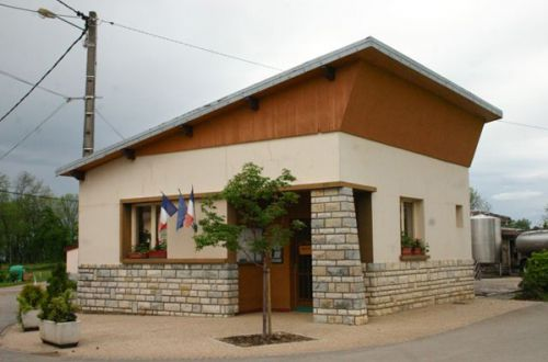 Mairie_Echevannes