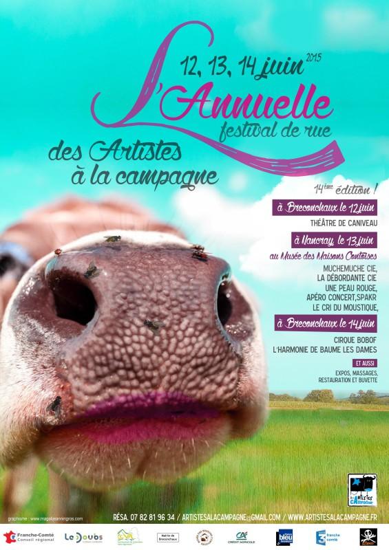 AFFICHE FESTIVAL L'ANNUELLE 2015 ok