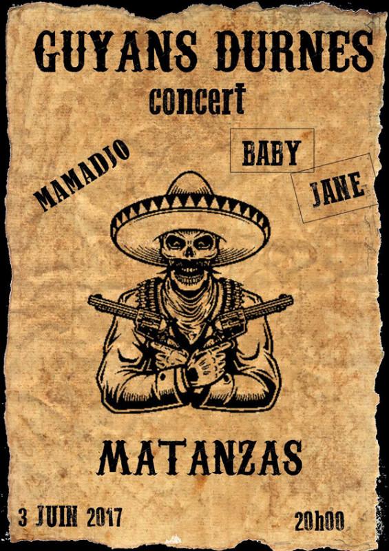 2017_Concert-gratuit_Bandido-Affiche_2